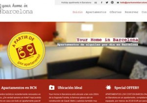 Your Home in Barcelona - Holiday apartments