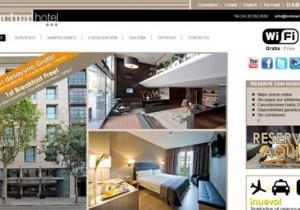 Hotel Actual, Barcelona
