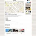 Pàgina amb la ubicació